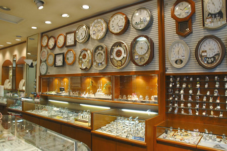 秋元時計店